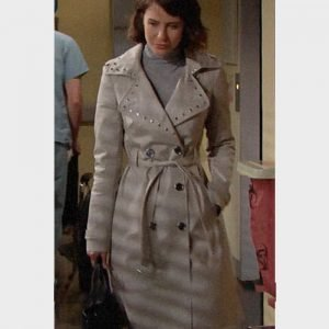 The Bold and the Beautiful Caroline Spencer Coat