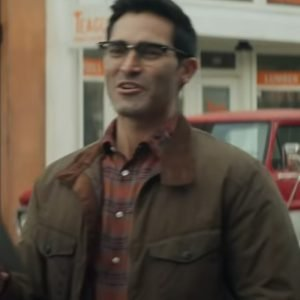 Clark Kent TV Series Superman and Lois Tyler Hoechlin Cotton Jacket