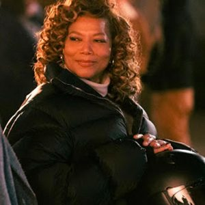Robyn McCall The Equalizer 2021 Queen Latifah Black Puffer Jacket