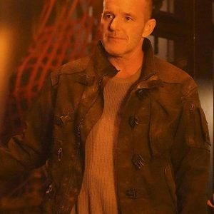 Clark Gregg Agents of Shield S07 Phil Coulson Black Jacket