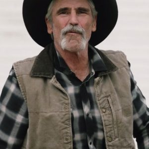 Lloyd TV Series Yellowstone Forrie J. Smith Cotton Vest