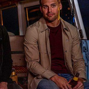 Ryan Guzman TV Series 9-1-1 Eddie Diaz Cotton Jacket