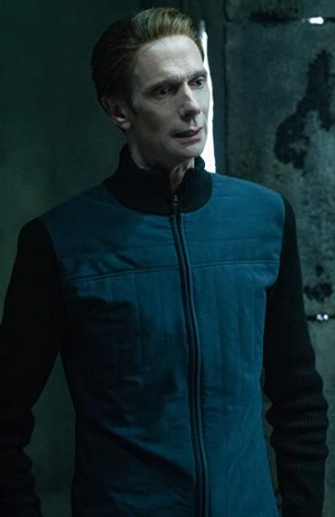 Star Trek Discovery Season 4 Doug Jones Jacket