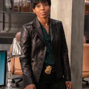 Danielle Moné Truitt Law & Order: Organized Crime 2021 Ayanna Bell Jacket