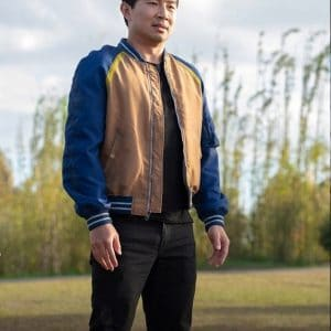 Shang-Chi and the Legend of the Ten Rings Shang-Chi Bomber Jacket Brown