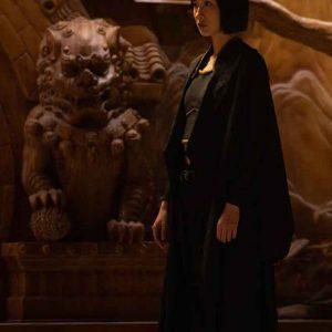 Meng'er Zhang Shang-Chi and the Legend of the Ten Rings 2021 Xialing Coat