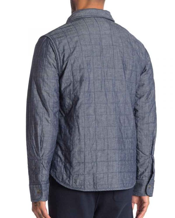 The-Flash-S07-Carlos-Valdes-Quilted-Jacket