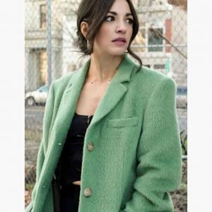 Younger Season 7 Trench Coat