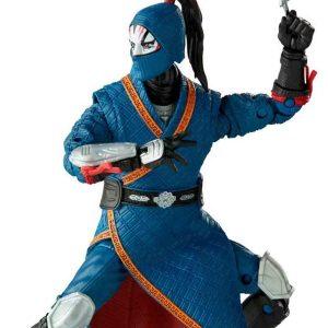 Death Dealer Shang-Chi Legend Of Ten Rings Blue Leather Coat