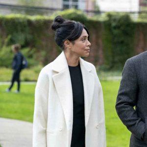 Angela Wheatley TV Series Law & Order: Organized Crime Tamara Taylor White Coat