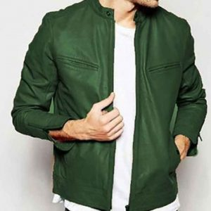 Henry Green Leather Annette 2021 Adam Driver Jacket