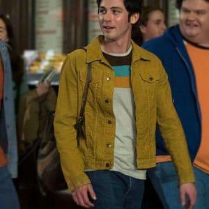 Jonah Heidelbaum TV Series Hunters Yellow Jacket
