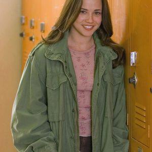 Freaks And Geeks Lindsay Weir Military Green Jacket