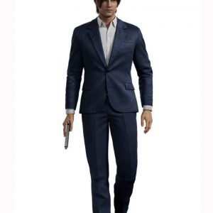 Leon Kennedy Video Game Resident Evil: Infinite Darkness Suit