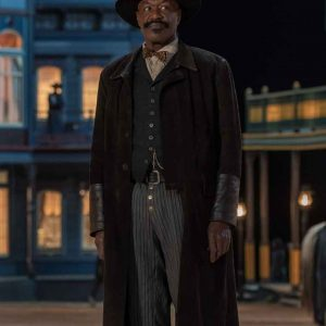 Delroy Lindo The Harder They Fall 2021 Long Coat