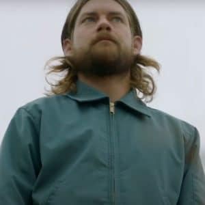 Deran Cody Animal Kingdom S05 Blue Cotton Jacket