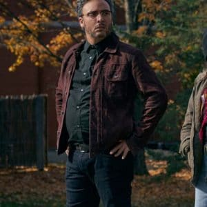Salvatore Antonio TV Series The Republic of Sarah 2021 Cotton Jacket