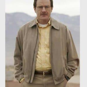 Breaking Bad Walter White Jacket