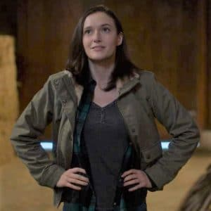 Chyler Leigh Supergirl Season 6 Alex Danvers Jacket