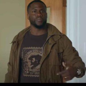Matt's Father Fatherhood (2021) Rodney Alexandre Brown Cotton Jacket