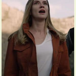 Sara Canning Superhost 2021 Claire Cotton Jacket