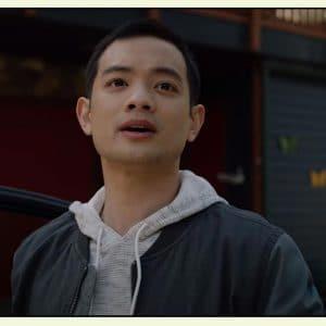 Osric Chau Superhost 2021 Teddy Cotton Jacket