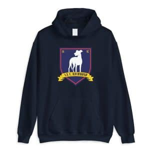 Ted Lasso Roy Kent Hoodie   Ted Lasso AFC Richmond Hoodie Front
