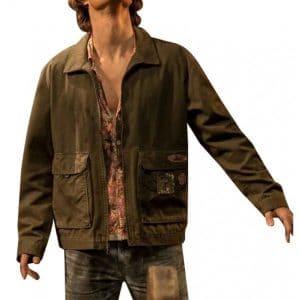John B Outer Banks Season 3 Chase Stokes Cotton Jacket