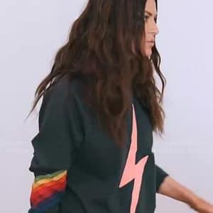 The-Real-Housewives-of-Salt-Lake-City-Lisa's-navy-lightning-bolt-sweatshirt