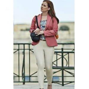 Sara Webb To Catch a Spy Blazer