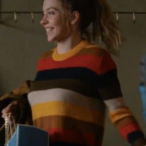 Sydney Sweeney The Voyeurs 2021 Pippa Sweater