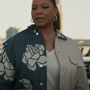 The-Equalizer-Queen-Latifah-Printed-Jacket