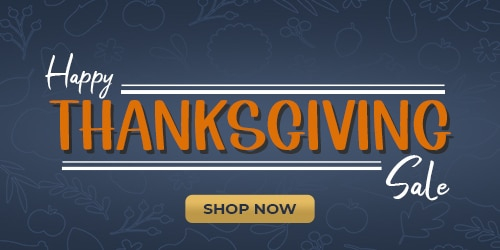 Thanks Giving Day Sale 2021