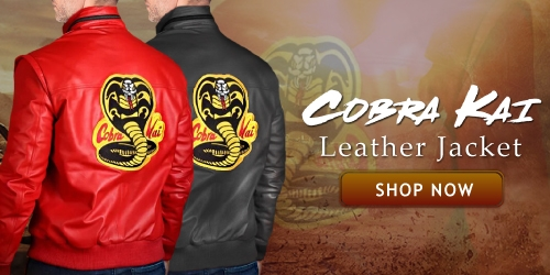 Cobra Kai Jackets
